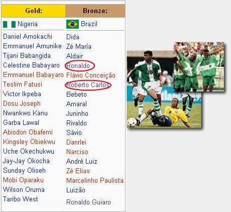 The Blog of an African NERD: Ghana vs. Brazil